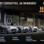 The Lost Corvettes Giveaway 2021