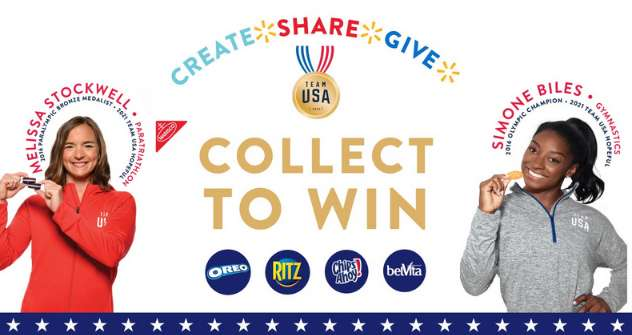 Collectsnack.com - Walmart Collect To Win Game 2021